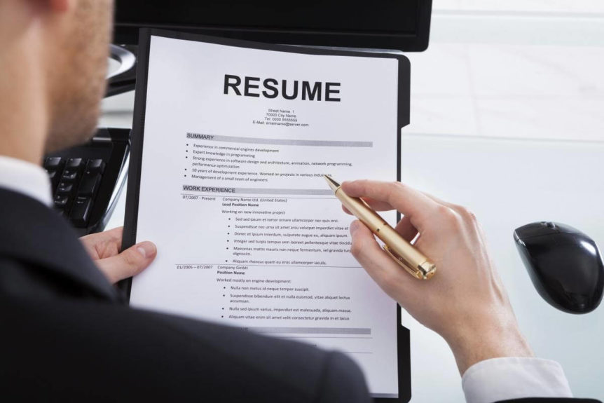 Professional resume writers edmonton